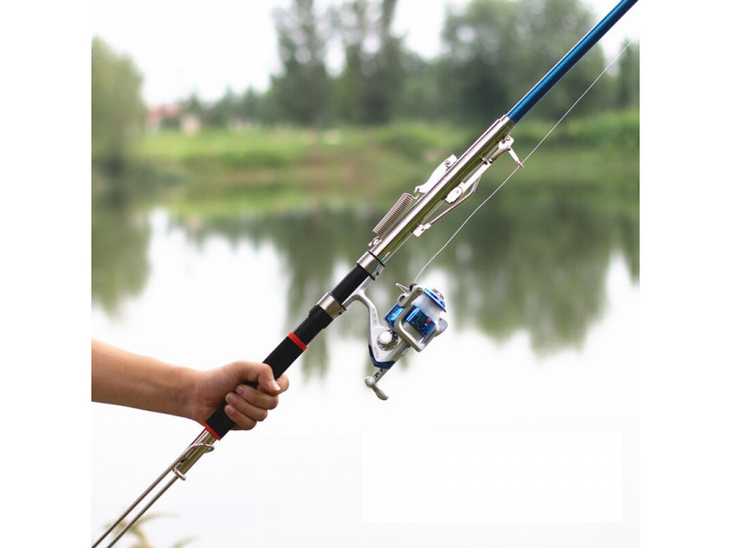 Auto Fishing Rod